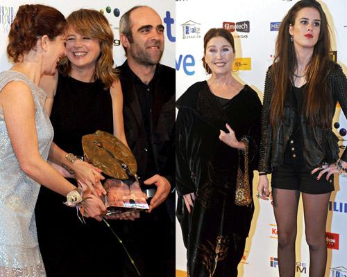 Luis Tosar, Emma Suárez, Nora Navas y 'Buried', protagonistas de los premios José María Forqué, antesala de los Goya