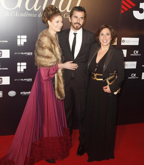 La película 'Pa negre' arrasa en la entrega de los galardones Gaudí de Cine