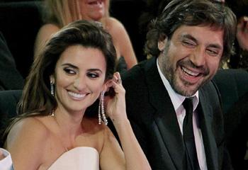 Penélope Cruz y Javier Bardem, 'muy felices' tras haber sido padres