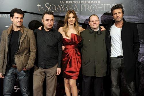 El misterio de 'La sombra prohibida' llega a los cines de la mano de Norma Ruiz, Rodolfo Sancho y Jesús Olmedo