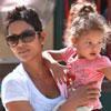 Cruce de acusaciones entre Halle Berry y Gabriel Aubry por la custodia de su hija