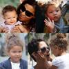 Nahla Aubry Berry cumple tres añitos: un recorrido por su álbum de fotos