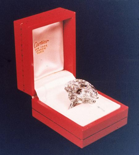El famoso diamante que le regaló su