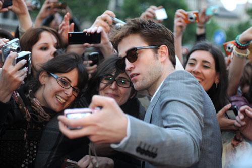 Robert Pattinson en Barcelona