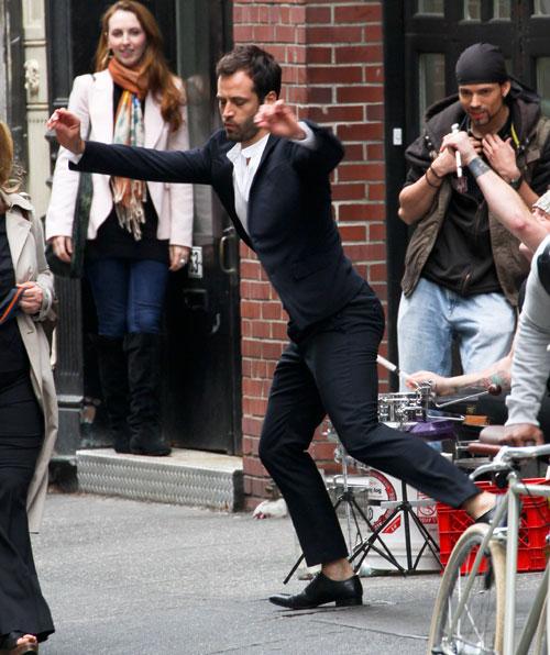 La divertida coreografía de Benjamin Millepied, el bailarín que conquistó a Natalie Portman