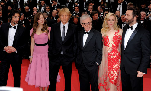 El equipo de Midnight in Paris