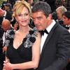 Antonio Banderas, Uma Thurman, Salma Hayek... Cannes se viste de largo