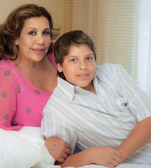 Exclusiva en ¡Hola! y Hello!: Mildred Baena, la empleada del hogar que tuvo un hijo con Arnold Schwarzenegger, habla por primera vez