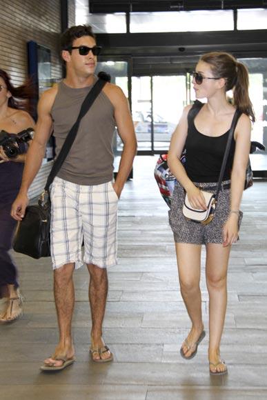 Mario Casas y María Valverde, fin de semana en pareja