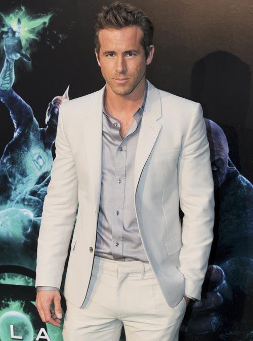 La Gran Vía madrileña se rinde a los 'superpoderes' de Ryan Reynolds