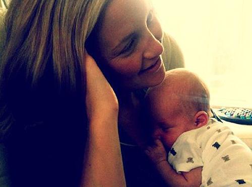 Así es Bingham, el segundo hijo de Kate Hudson