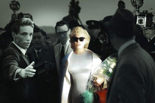 Es rubia, guapa y actriz de éxito, pero no, no es Marilyn Monroe...¿Reconoce a esta artista?