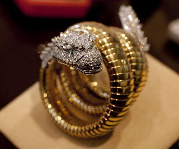 Conozca la espectacular colección de joyas de Elizabeth Taylor antes de que sea subastada