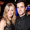 Justin Theroux y Jennifer Aniston acaparan todas las miradas en una gala homenaje al actor Robert Downey Jr.