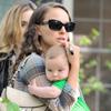 Natalie Portman nos presenta a su adorable hijo de cuatro meses, Aleph