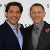 Javier Bardem llega a Londres 'entusiasmado' de ser el nuevo villano de James Bond en 'Skyfall'