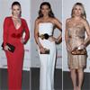 Uma Thurman, Kate Beckinsale, Kate Hudson y Olivia Wilde compiten en belleza y elegancia en la gala homenaje a Clint Eastwood