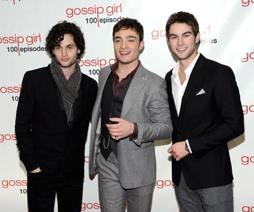 Blake Lively, Leighton Meester, Chace Crawford... Los protagonistas de 'Gossip Girl' celebran por todo lo alto los 100 capítulos de la serie