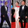Los mejores momentos de los Globo de Oro: la imitación de Clooney sobre Brad Pitt, el descuido de Julianne Moore o el 'enfado' de Nicole Kidman con Woody Allen