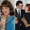 Carmen Maura, triunfo español en unos premios César dominados por 'The Artist'