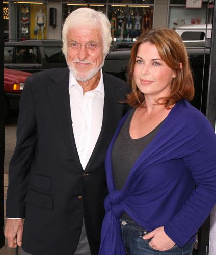 Dick Van Dyke y Arelene Silver