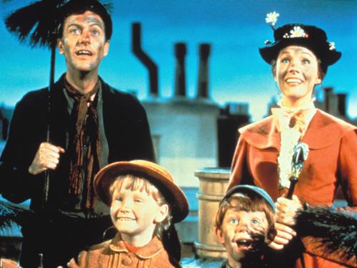Imagen de la película 'Mary Poppins'