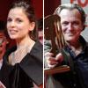 Elena Anaya y José Coronado repiten el éxito de los Goya en los Fotogramas de Plata 2011 como mejores intérpretes de cine