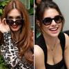 Paz Vega y Blanca Suárez comparten una noche con mucho 'glamour' y gafas de sol