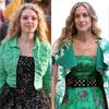 Primeras imágenes de AnnaSophia Robb como la 'nueva' Carrie Bradshaw