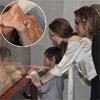 El anillo de compromiso de Angelina Jolie