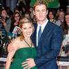 Elsa Pataky y Chris Hemsworth, dos futuros y felices papás de estreno en Londres