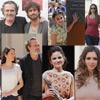 Las estrellas del festival de cine de Málaga 'no se apagan' ni de día ni de noche