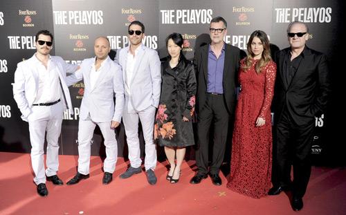 Miguel Ángel Silvestre: 'El rodaje de 'The Pelayos' ha sido el más divertido de mi vida'