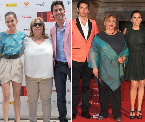 El festival de Málaga no da tregua: Paco León debuta como director y Verónica Echegui se convierte en un 'monumento turístico'