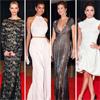 Charlize Theron, Ivanka Trump, Irina Shayk y Eva Longoria deslumbran en la cena de corresponsales de la Casa Blanca