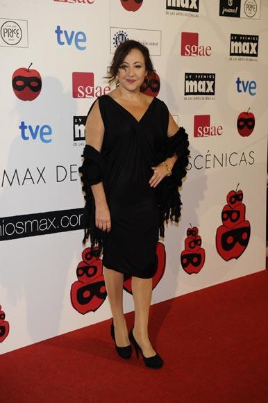Blanca Portillo triunfa en los premios Max de teatro en su debut como directora
