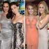 Tish y Miley Cyrus, Melanie Griffith y Dakota, Andie MacDowell, Rainey y Sarah Margaret… como dos gotas de agua