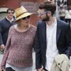 Sienna Miller, escapada romántica a Portofino antes de convertirse en madre