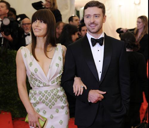 Jessica Biel y Justin Timberlake, Claire Danes y Hugh Dancy, Alicia Keys… parejas 'alérgicas' a las alfombras rojas