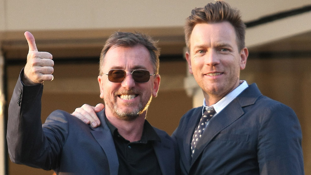 Tim Roth y Ewan McGregor
