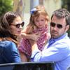 Ben Affleck elogia a su mujer: 'Jennifer es increíble y espectacular además de la mejor madre del mundo'
