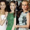 La última alfombra roja de Cannes 2012: Diane Kruger se reinventa y la hija de Andie MacDowell impacta