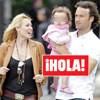En ¡HOLA! declaraciones exclusivas de Carlos Moyá, que anuncia que espera su segundo hijo