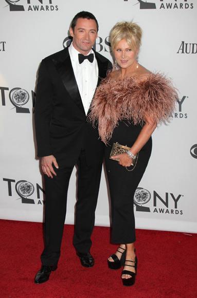Parejas de enamorados, homenajes, 'glamour' y espectáculo en los premios Tony de teatro