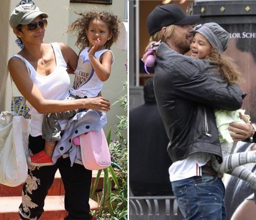 Halle Berry tendrá que pagar 15.800 euros al mes a su ex Gabriel Aubry por la manutención de su hija
