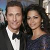 Matthew McConaughey y Camila Alves… el matrimonio les sienta muy bien