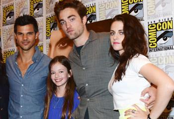 Kristen Stewart más cómoda en las alfombras rojas si Robert Pattinson está a su lado