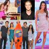 Las jóvenes estrellas 'surfean' en los premios Teen Choice