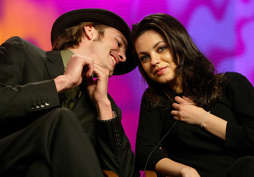 Demi Moore, con el corazón roto al ver las fotos de su ex, Ashton Kutcher, besando a Mila Kunis
