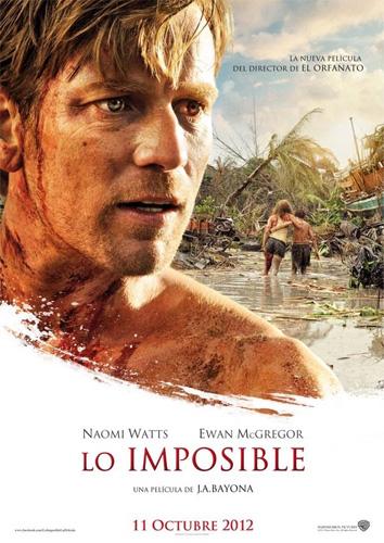 Llega a Hollywood la historia de una familia española que sobrevivió al tsunami de Tailandia